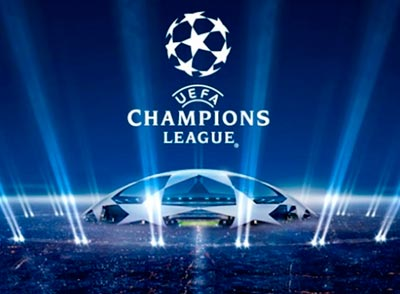 Bilhetes do Champions League